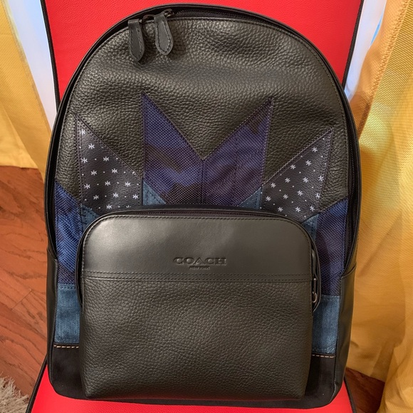 33bc00364 Coach Bags | New Authentic Houston Backpack | Poshmark
